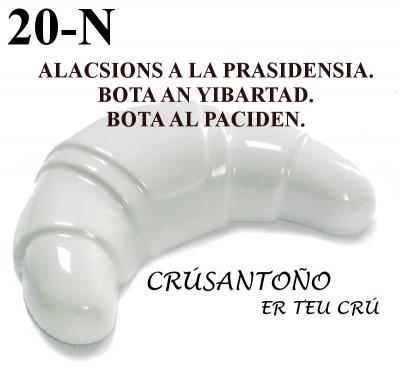 20-N. UNA FECHA CANOSATÈ CA UBLIDÀ